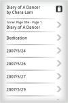Youth EBook - Diary of A Dancer  screenshot 2/4