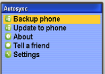 Numo Autosync Beta screenshot 1/1