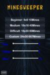 Minesweeper Professional Gold screenshot 5/5