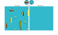 Battle at Sea Game screenshot 1/4