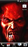 Monster Horror Zombie 2X Lwp screenshot 4/5