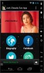 Juhi Chawla 2014 Fan App screenshot 1/3