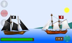 Pirate Ships War screenshot 1/3