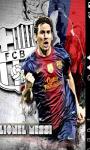 Lionel Messi Wallpaper Puzzle screenshot 2/6