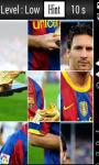 Lionel Messi Wallpaper Puzzle screenshot 6/6