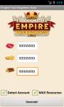 Empire Four Kingdoms Cheats Unofficial screenshot 1/2