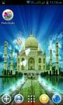 Taj Mahal Live Wallpapers screenshot 2/4