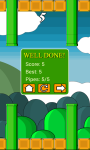 Flappy Sparrow screenshot 4/4