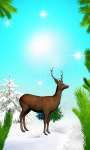 Deer Snow Live Wallpaper screenshot 4/4