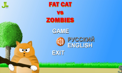 FAT CAT vs ZOMBIES screenshot 1/3