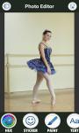 Ballerina Girls Photo Montage screenshot 3/6