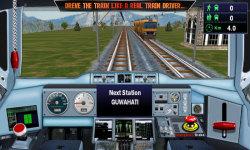 Train Driving Simulator 2016 screenshot 3/4