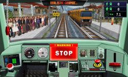 Train Driving Simulator 2016 screenshot 4/4