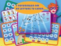 Juf Jannie-Letters leren lezen special screenshot 1/6