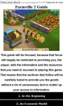 Guide and Tips for Farmville 2 screenshot 1/3
