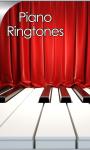 Piano Ringtones Free screenshot 1/5