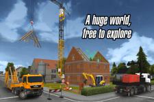 Construction Sim 2014 alternate screenshot 1/5