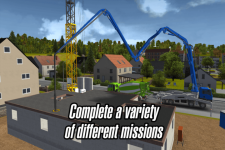 Construction Sim 2014 alternate screenshot 3/5