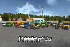 Construction Sim 2014 alternate screenshot 4/5