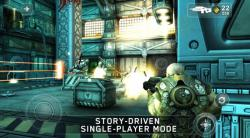 SHADOWGUN extreme screenshot 1/6
