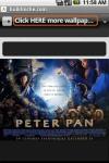 Peter Pan Wallpapers screenshot 2/2