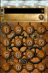 Steam Punk Calculator screenshot 1/2