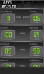 Live Score For Tablets screenshot 2/6