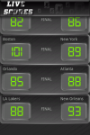 Live Score For Tablets screenshot 6/6