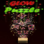 Glow puzzle Lite screenshot 1/2