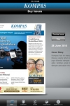 KOMPAS Editors' Choice screenshot 1/1