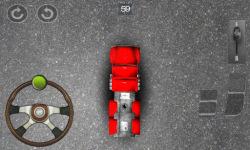 Truck Parking 3D FREE screenshot 2/5