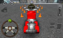 Truck Parking 3D FREE screenshot 4/5