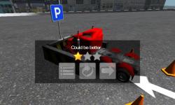 Truck Parking 3D FREE screenshot 5/5