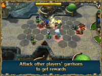 King's Bounty: Legions by Nival screenshot 1/2