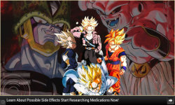 Anime Dragon Ball Z Wallpapers screenshot 2/6