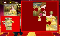 Beauty and the Beast Puzzle screenshot 5/5