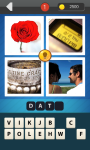 4 Pics 1 Word New ~ Word Quiz screenshot 4/4