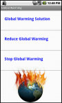Global Warming N Facts screenshot 3/4