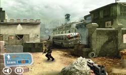 Terrorist Hunt Sniper Shooting screenshot 2/4