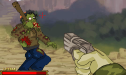 Zombie Attack Games screenshot 3/4