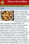 What to Eat in Bihar screenshot 3/3
