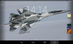Fighter Aircrafts Live Wallpaper screenshot 3/4