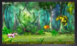 Unicorn Race Run  screenshot 3/3