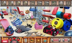 Free Hidden Object Games - At the Gym screenshot 3/4