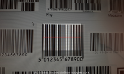 Barcode and QR Scan Genrator screenshot 2/5