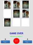 Selfie Tic Tac Toe screenshot 1/3