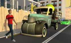 Grant City Contractor Truck screenshot 1/4