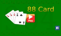 88 Card Game screenshot 1/4