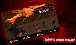 Haunted Zombie Dead Halloween screenshot 1/6