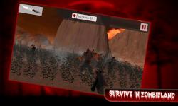 Haunted Zombie Dead Halloween screenshot 3/6
